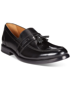Bostonian Kinnon Step Tassel Loafers Men's Shoes