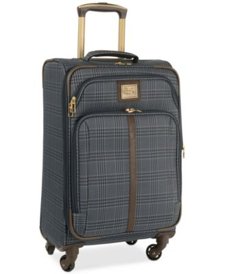 "CLOSEOUT! Weatherproof Beacon 21"" Expandable Carry On Spinner Suitcase, Only at Macy's"