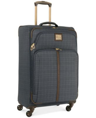 "CLOSEOUT! Weatherproof Beacon 25"" Expandable Spinner Suitcase, Only at Macy's"