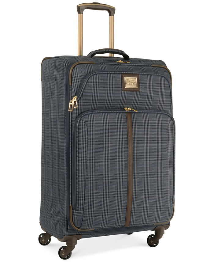 """Weatherproof Vintage - Beacon 25"""" Expandable Spinner Suitcase"""