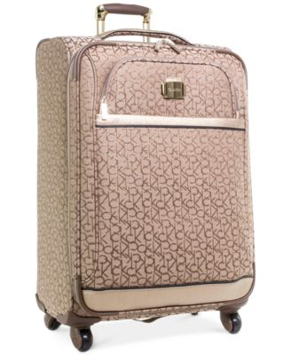 "Calvin Klein Nolita 3.0 24"" Spinner Suitcase, Only at Macy's"