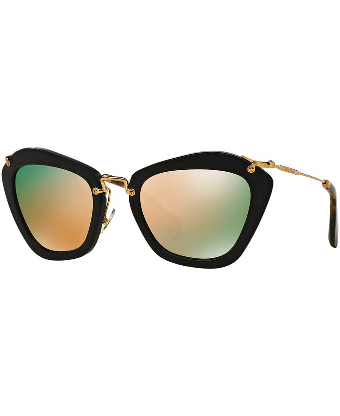 MIU MIU - Sunglasses,  MU 10NS