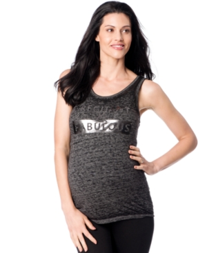Motherhood Maternity Graphic Tank Top plus size,  plus size fashion plus size appare