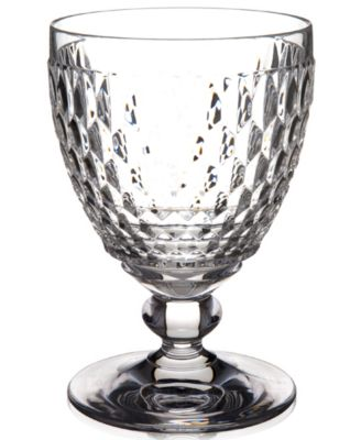 Villeroy & Boch Drinkware, Boston Goblet