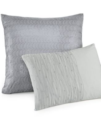 "Calvin Klein Oceanside 12"" x 16"" Decorative Pillow"