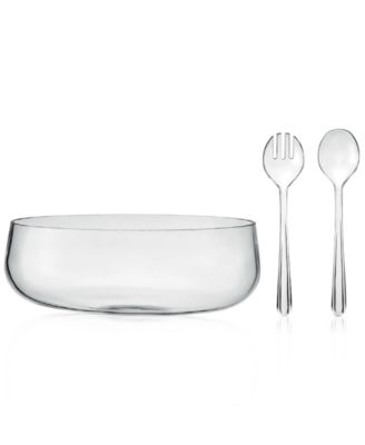 The Cellar Glass Serveware Salad Bowl Set, Only at Macy's