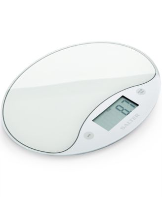 Martha Stewart Collection Thin Glass Food Scale, Only at Macy's