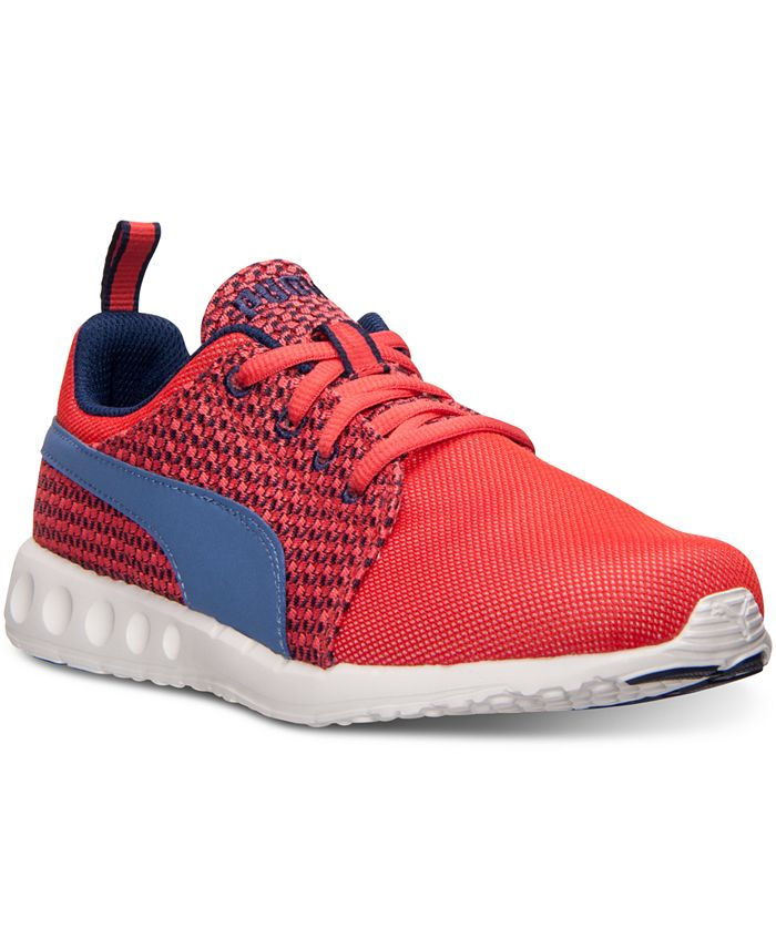 Puma - Women's Carson Runner Knit Casual Sneakers from Finish Line