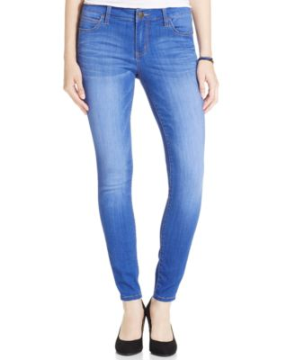 Image of Celebrity Pink Juniors' Super Skinny Jeans