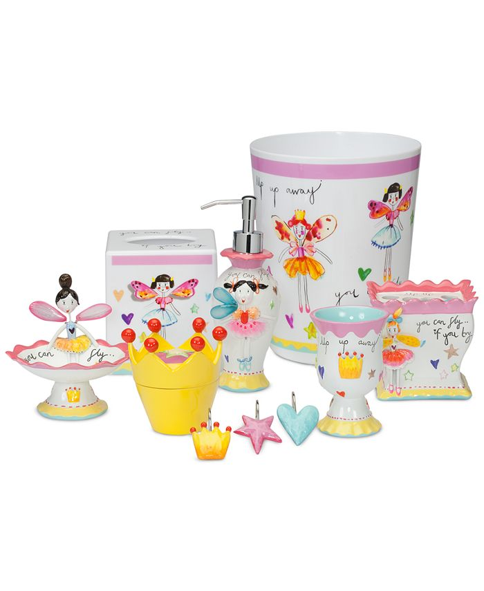Creative Bath Faerie Princess Accessories Collection Reviews Bathroom Bed Macy S