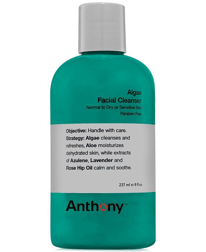Anthony - Logistics Algae Facial Cleanser, 8 oz