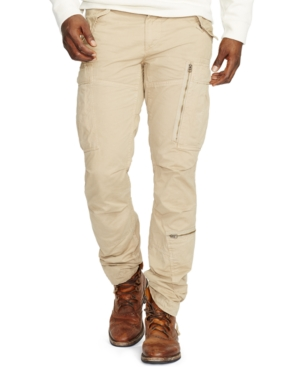 Polo Ralph Lauren Big and Tall Military Cargo Pant $145.00 AT vintagedancer.com