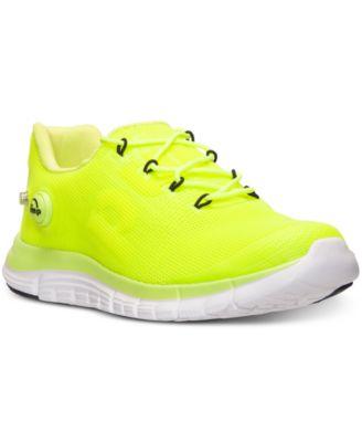 ZPump Fusion PU Cast Running Sneakers