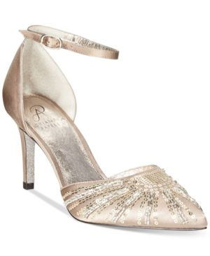 Adrianna Papell Hollis Evening Pumps Women's Shoes