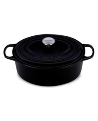 Le Creuset Signature Enameled Cast Iron 6.75 Qt. Oval French Oven