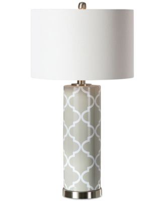 Uttermost Anzano Glass Table Lamp
