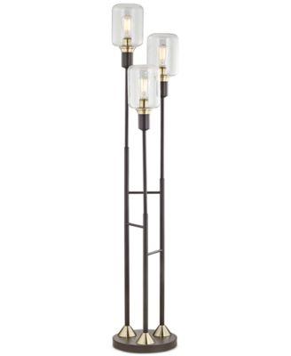 Pacific Coast Menlo Lane 3-Light Floor Lamp