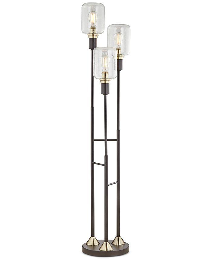 Kathy Ireland - Menlo Lane 3-Light Floor Lamp