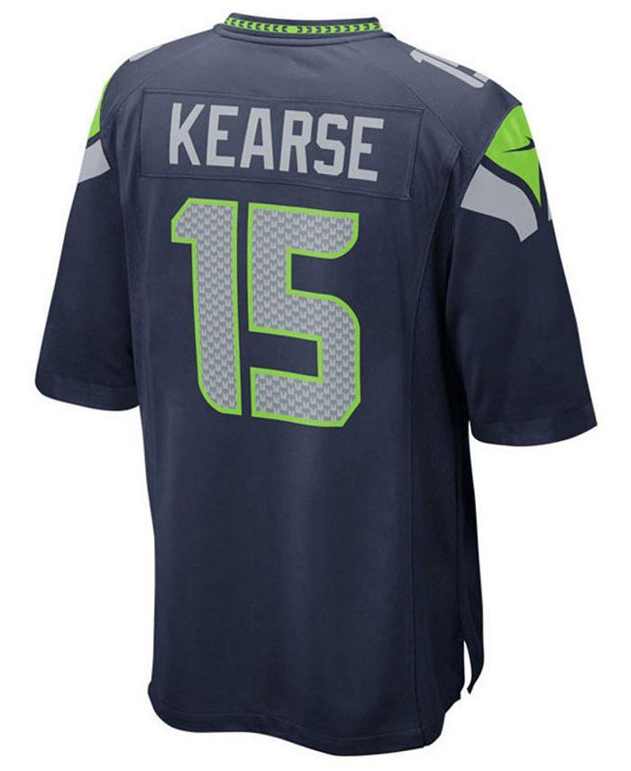 Nike Jermaine Kearse Seattle Seahawks Game Jersey, Big Boys (8-20 ...