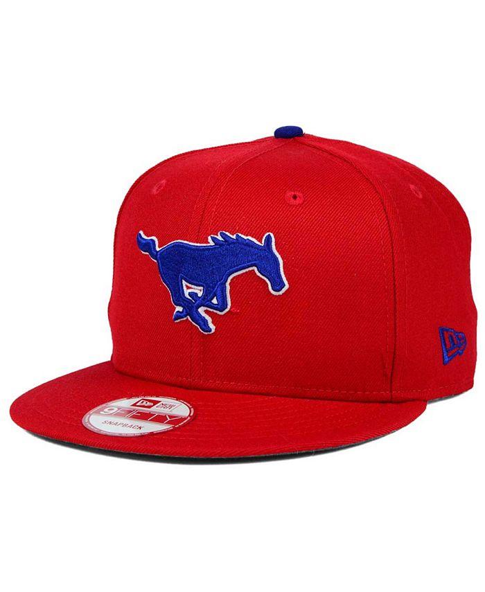 New Era - Southern Methodist Mustangs Core 9FIFTY Snapback Cap