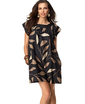 Macy*s - Women's - Maggy London Printed Shift Dress :  dress silk maggy london printed
