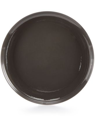 Hotel Collection Modern Slate Dinnerware Porcelain Dinner Plate, Only at Macy's