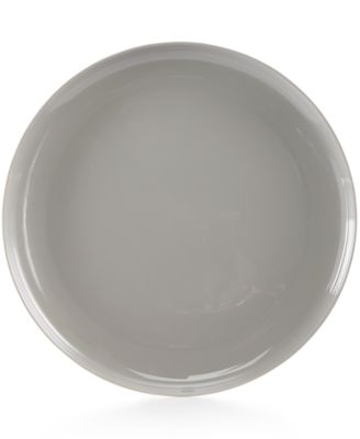 Hotel Collection Modern Stone Dinnerware Porcelain Dinner Plate, Only at Macy's