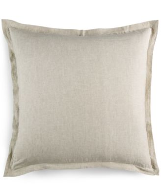Hotel Collection Linen Natural European Sham