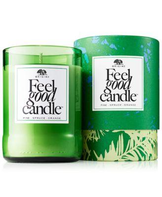 Origins Feel Good Candle - Pine Balsam and Evergreen