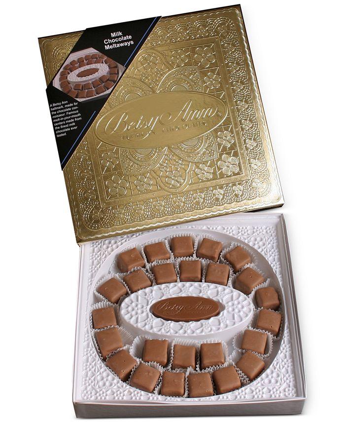 Betsy Ann Chocolates - Chocolate Meltaways