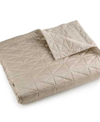 Hotel Collection Finest Sunburst King Coverlet, Only at Macy's