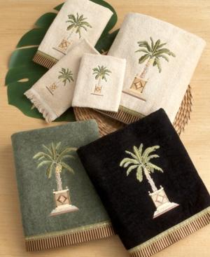 "Avanti ""Banana Palm"" Bath Towel, 25x50"""