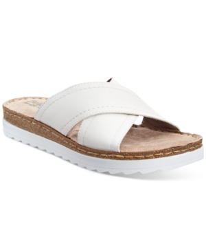 Bella Vita Fasano Slide-On Sandals Women's Shoes