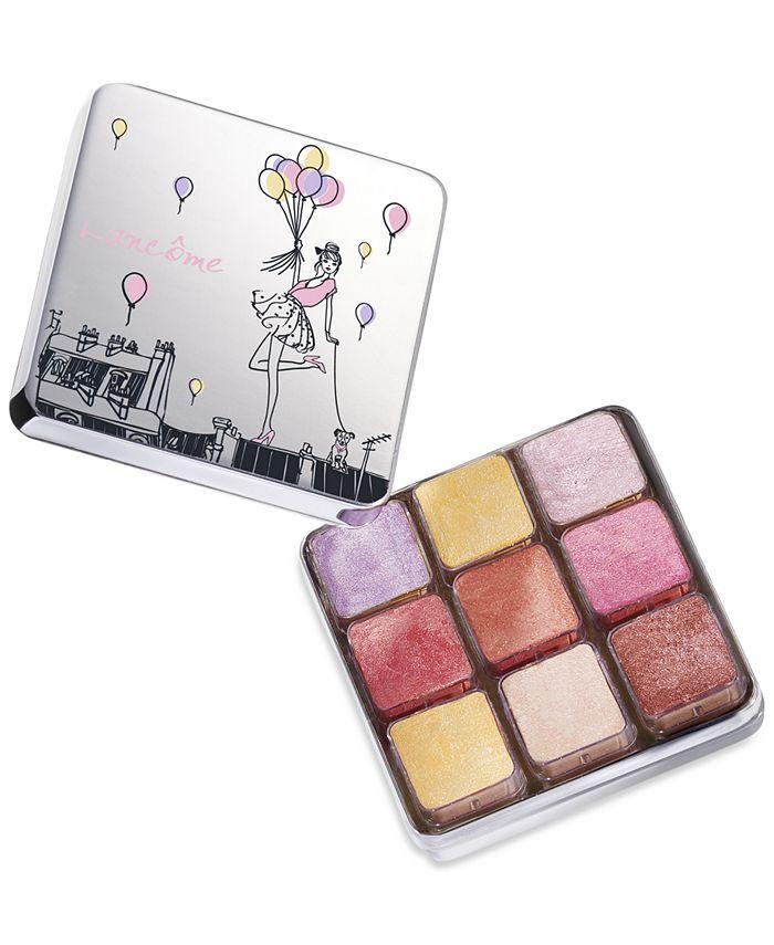 Lancôme - Shimmer Cube - Spring Color Collection
