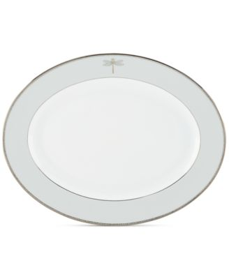 kate spade new york June Lane Collection Oval Platter