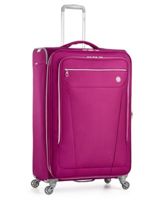 "Revo City Lights 2.0 29"" Expandable Spinner Suitcase, Only at Macy's"