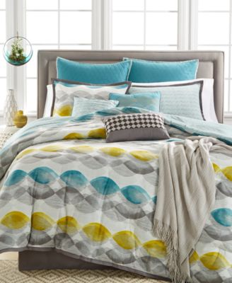 Kelly Ripa Home Longsdale 10-Pc Queen Comforter Set, Only at Macy's