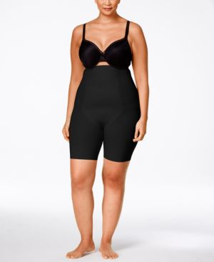 Spanx Thinstincts Plus Size Firm Control High-Waist Shorts 10006P
