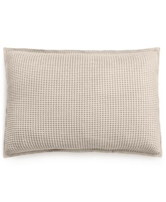 Hotel Collection Waffle Weave Standard Sham, Only at Macy's