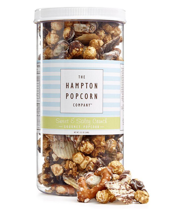 Hampton Popcorn Company - Sweet & Salty Gourmet Popcorn