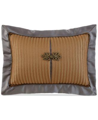 """Waterford Walton 12"""" x 18"""" Decorative Pillow"""