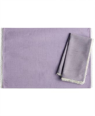 Lenox French Perle Violet Placemat