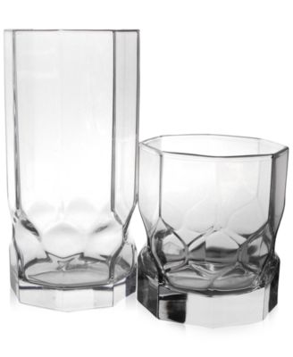 Luminarc 16-Pc. Topaz Tumbler Glasses Set
