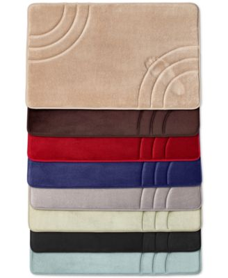 "CLOSEOUT! Sunham Inspire 21"" x 34"" Bath Rug, Only at Macy's"