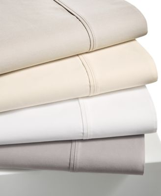 Brookstone CoolMax 350 Thread Count Queen Sheet Set