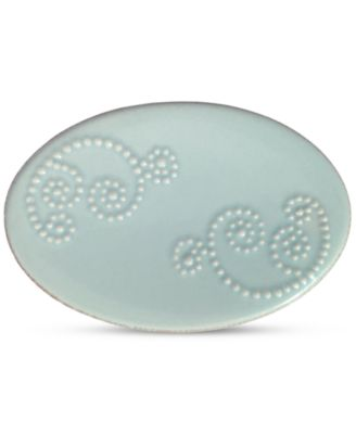 Lenox French Perle Groove Soap Dish