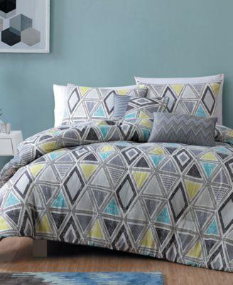 Tribeca 5-Pc. Full/Queen Comforter Set