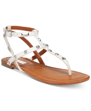 Inc International Concepts Mirabai Flat Sandals, Only at Macy's Women's Shoes