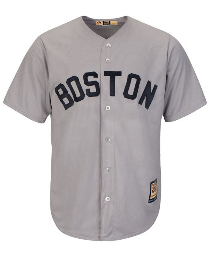 Majestic - Men's Boston Red Sox Cooperstown Replica Jersey