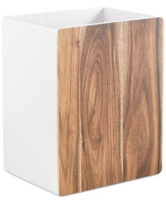 Kassatex Habitat Collection Wastebasket